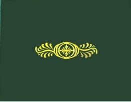 Green Certificate Folder