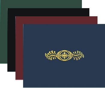 Certificate Holders Certificate Folders