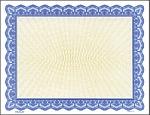 Certificate Plaque Paper