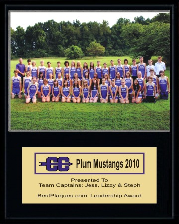 Sports Photo Plaque for 5x7