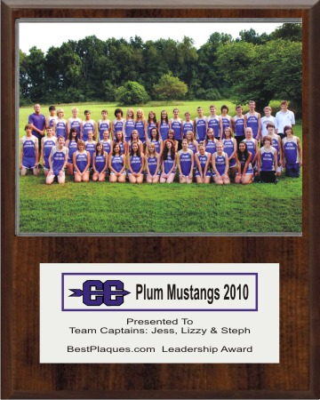 Sports Photo Plaques for 5x7