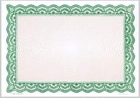 5x7 Certificate Paper