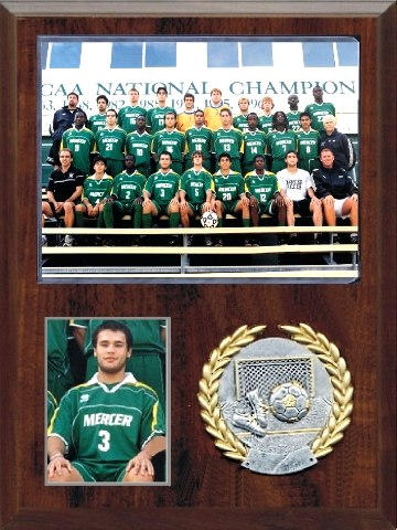 Sports Photo Plaques
