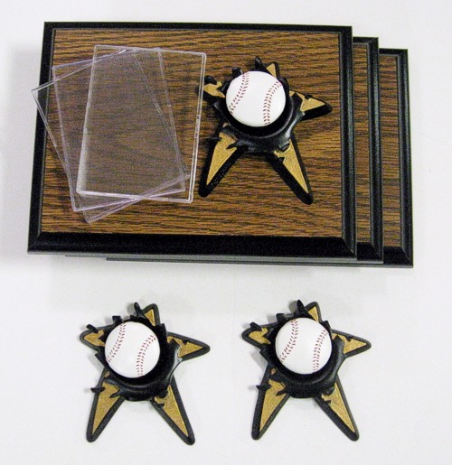 Econo Small Photo Plaque Kit