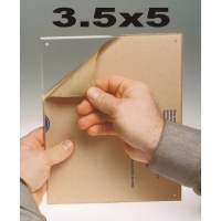3.5 x 5 Acrylic - Item #M5XA