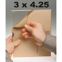 3 x 4.25 Acrylic - Item #M5XA1