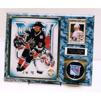 Photo, Puck & Card Display Plaque - Item #MRP2