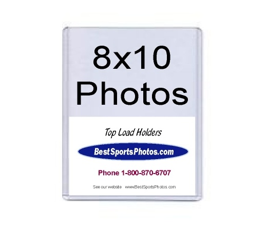 8x10 Photos Top Load Holder - Pack of 25